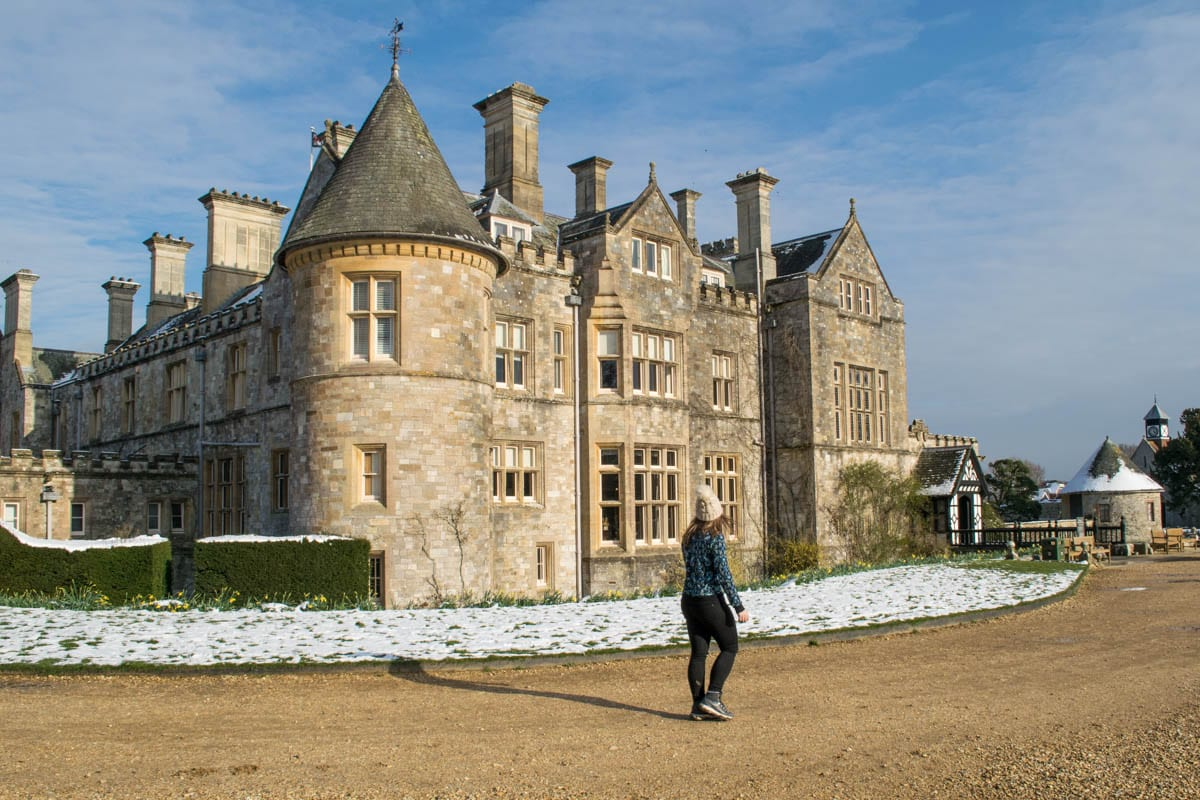 Beaulieu Palace House, New Forest