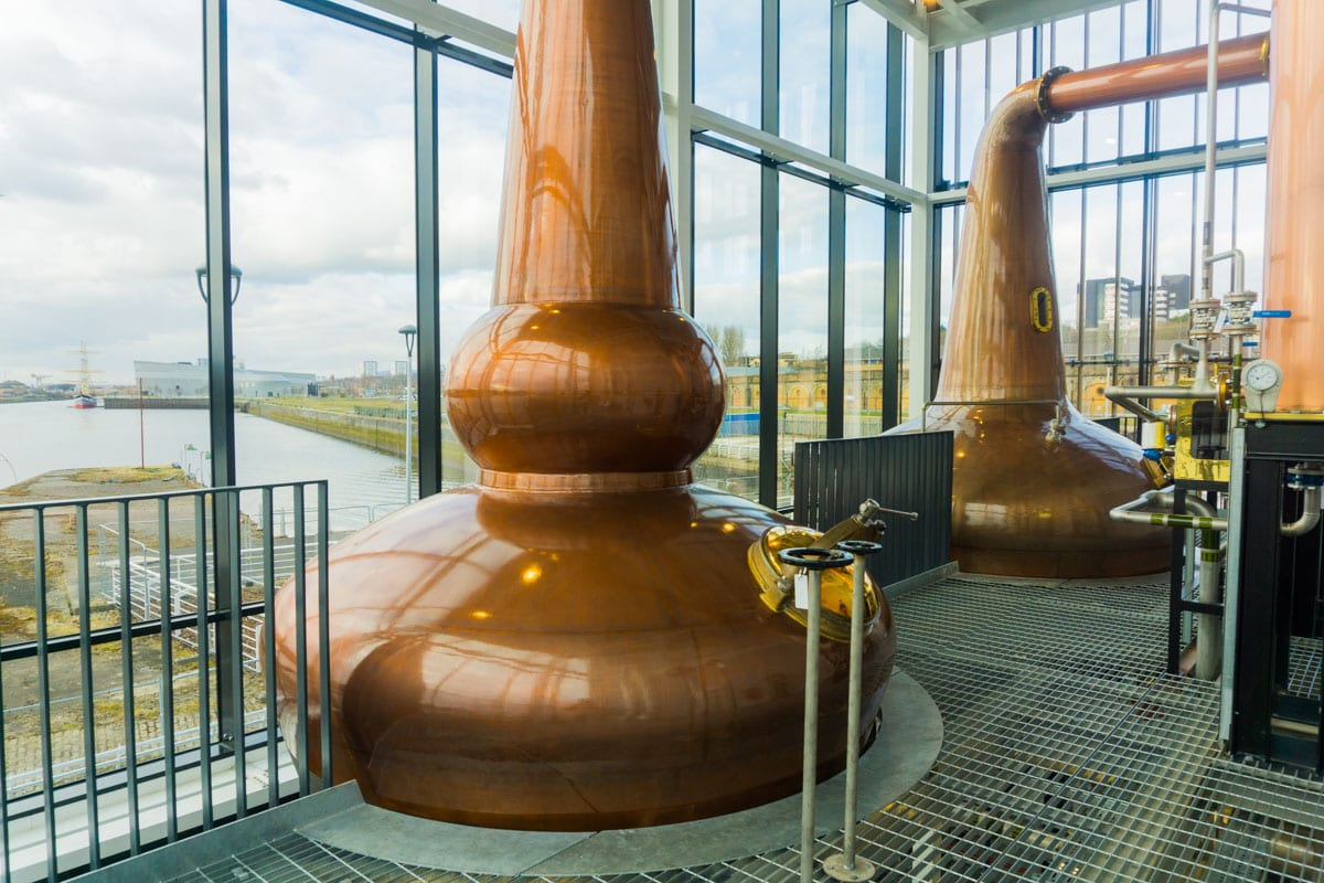 The Clydeside Distillery, Glasgow