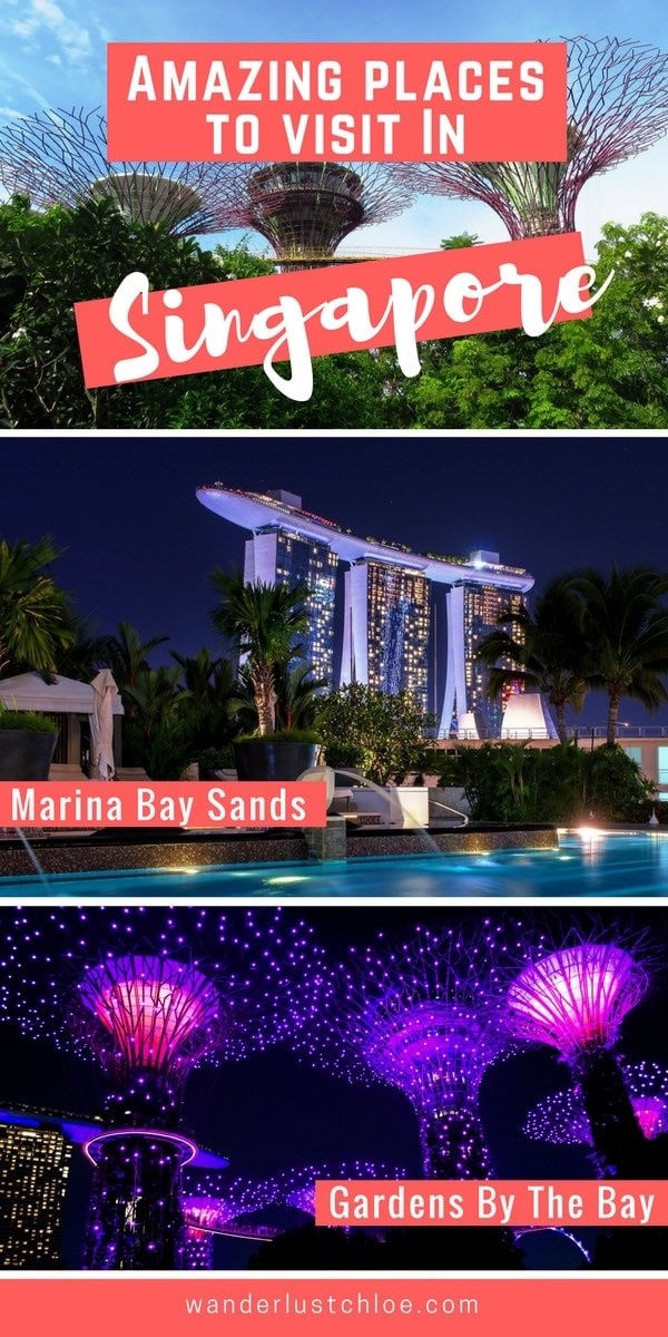 Amazing Places To Visit In Singapore
