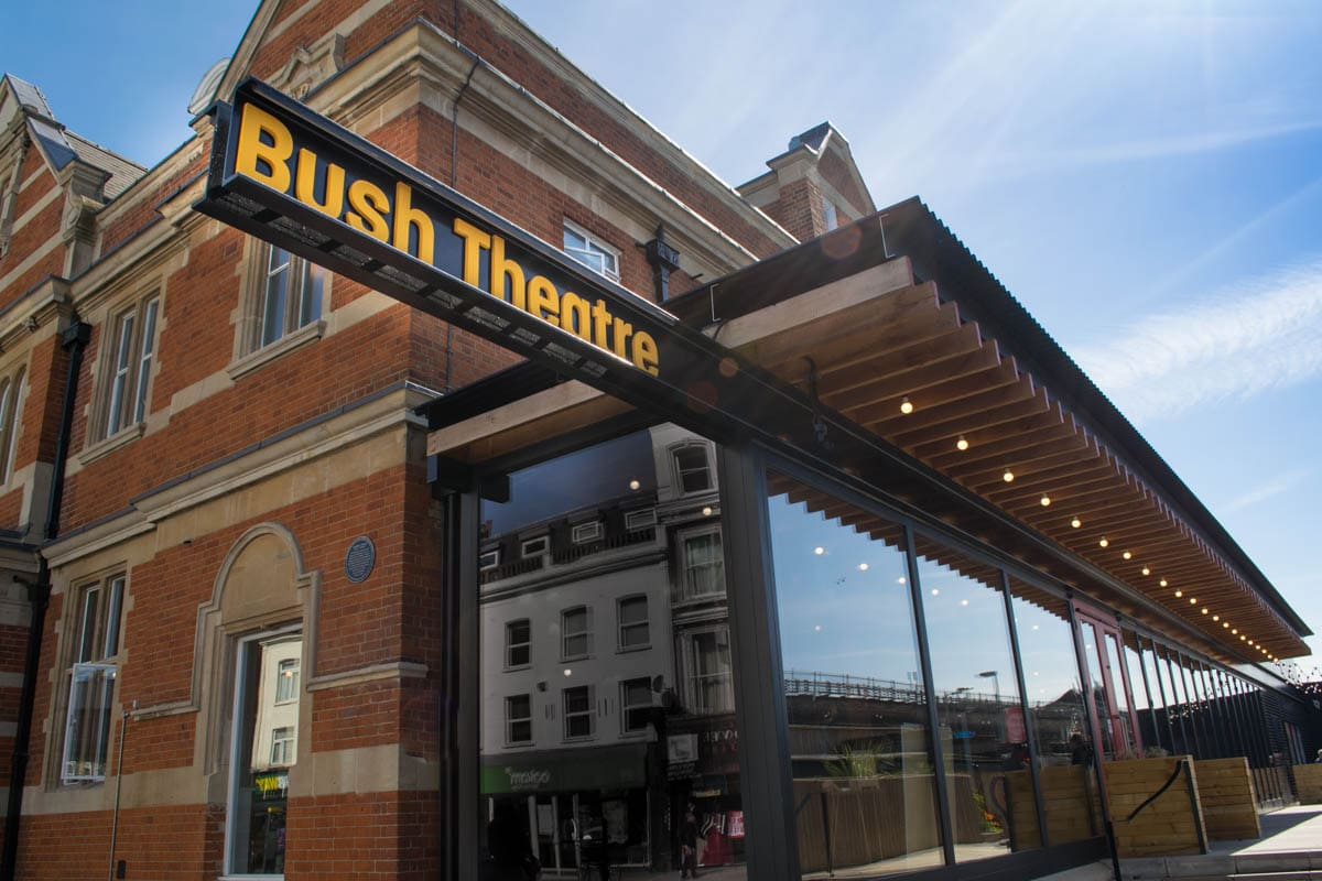 Bush Theatre, Shepherd's Bush, London
