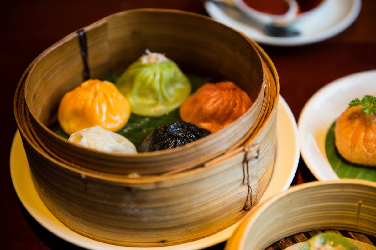 Five Star Xiao Long Bao at Shikumen, Shepherd's Bush, London