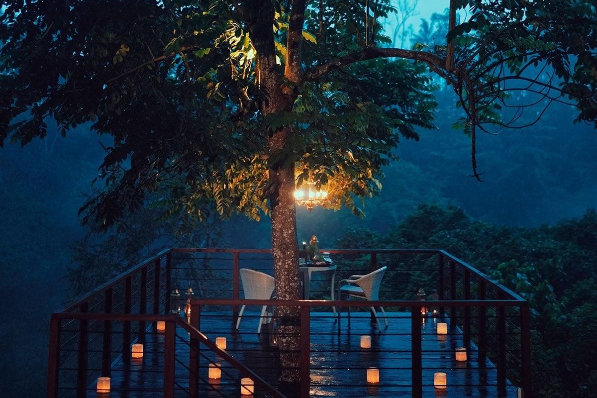 Tree Deck, Ubud, Bali