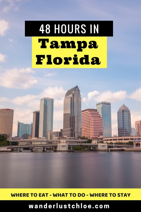 48 Hours In Tampa