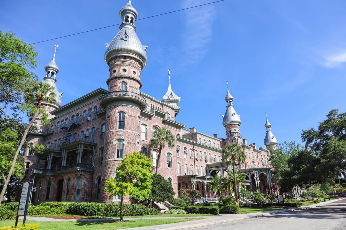 Tampa University, Florida