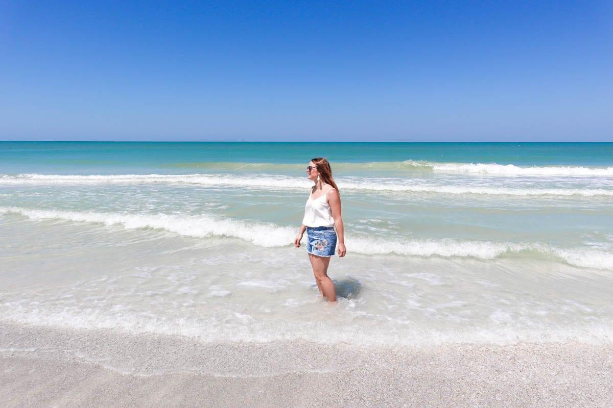 Enjoying St Pete Beach, Florida