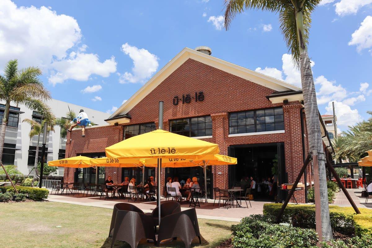 Ulele, Tampa