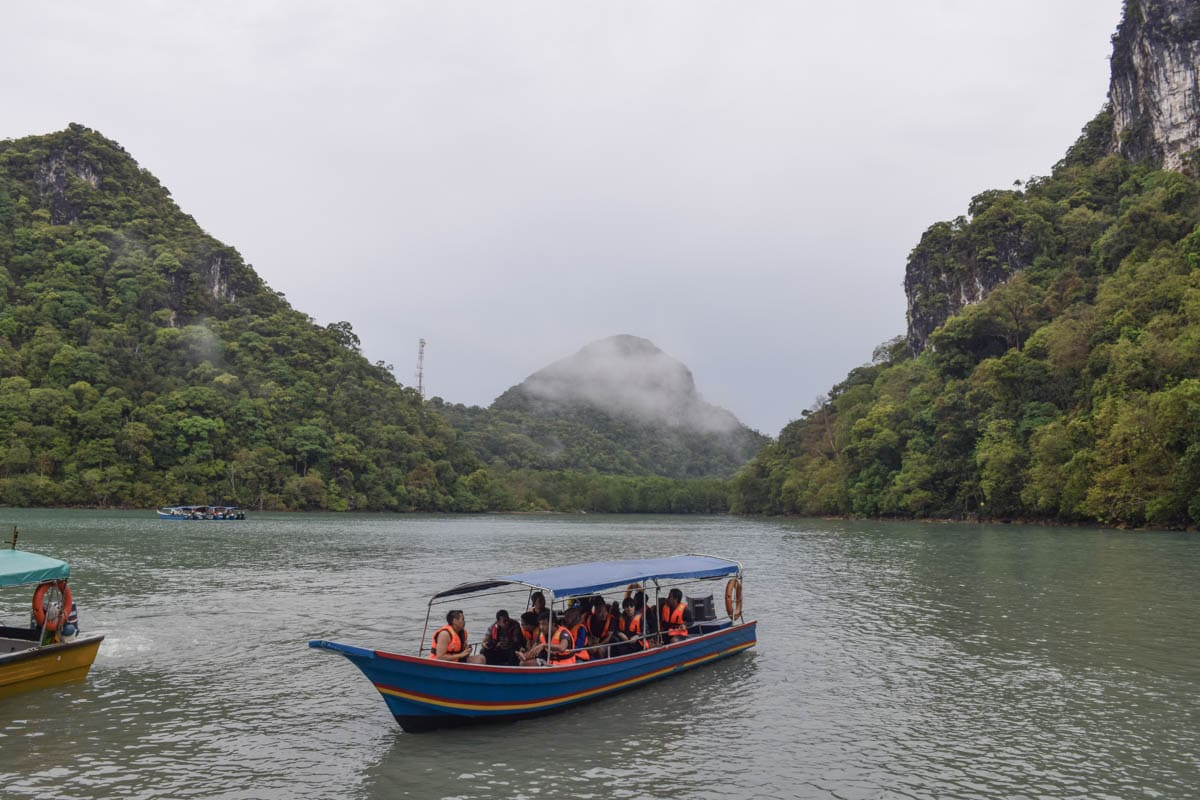 3 Island Boat Tour - one of the top things to do in Langkawi
