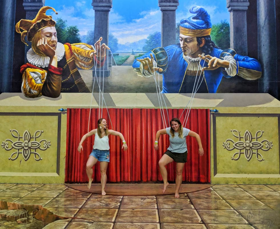 3D Art Museum, Langkawi (one of the most fun things to do in Langkawi)