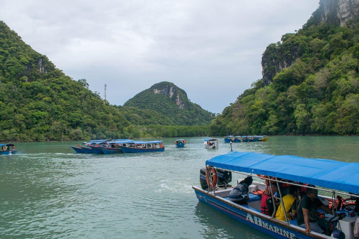 3 Island Langkawi Tour
