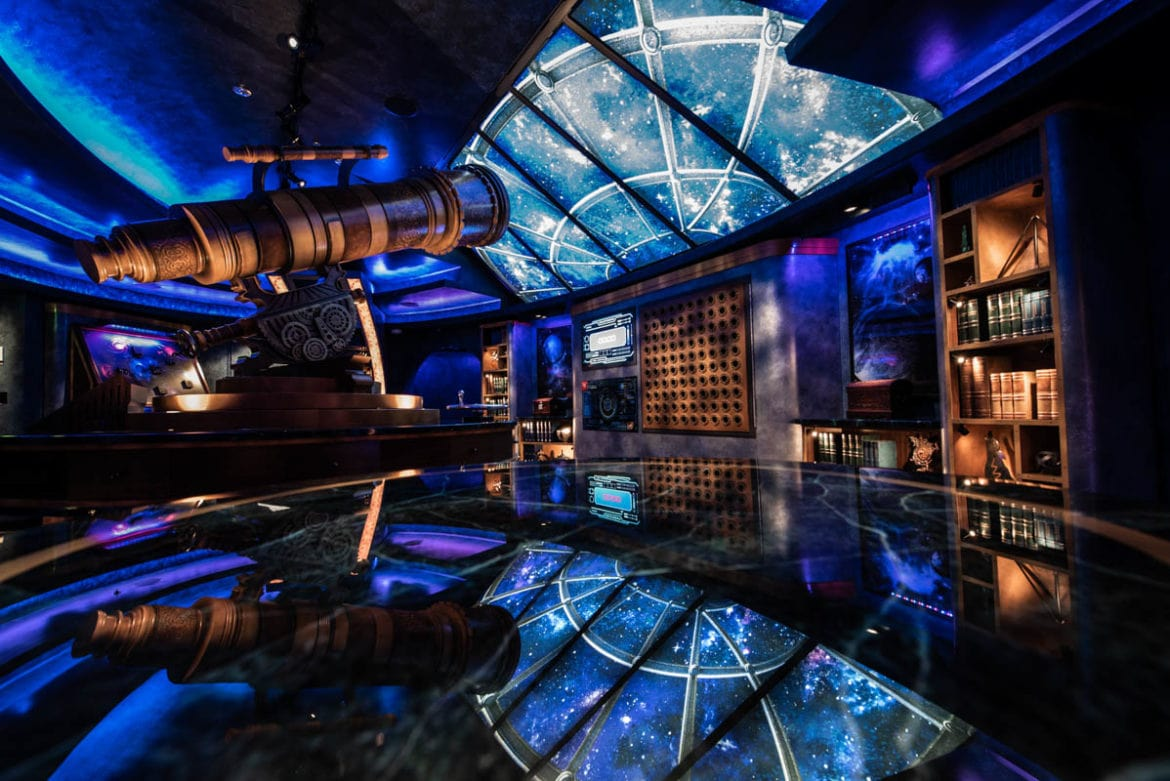 The Observatorium Escape Room, Independence Of The Seas