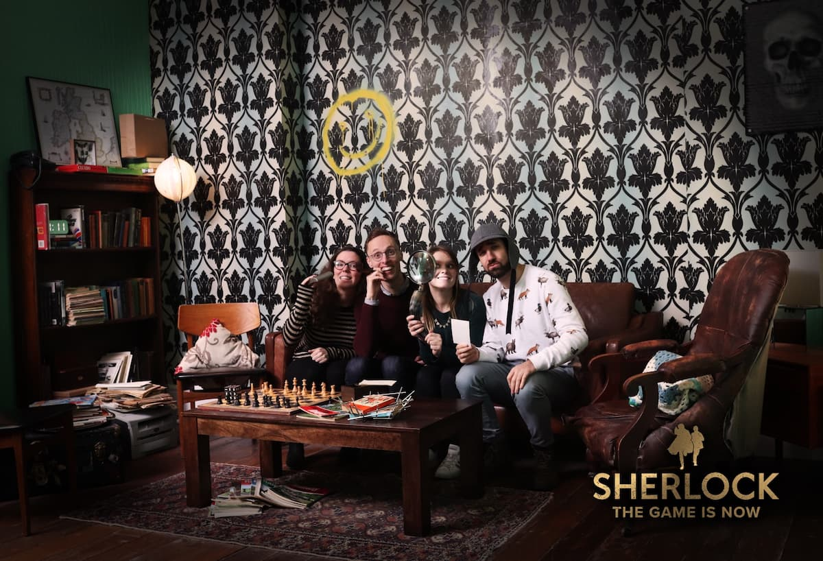 Sherlock - The Game Is Now Shepherds Bush