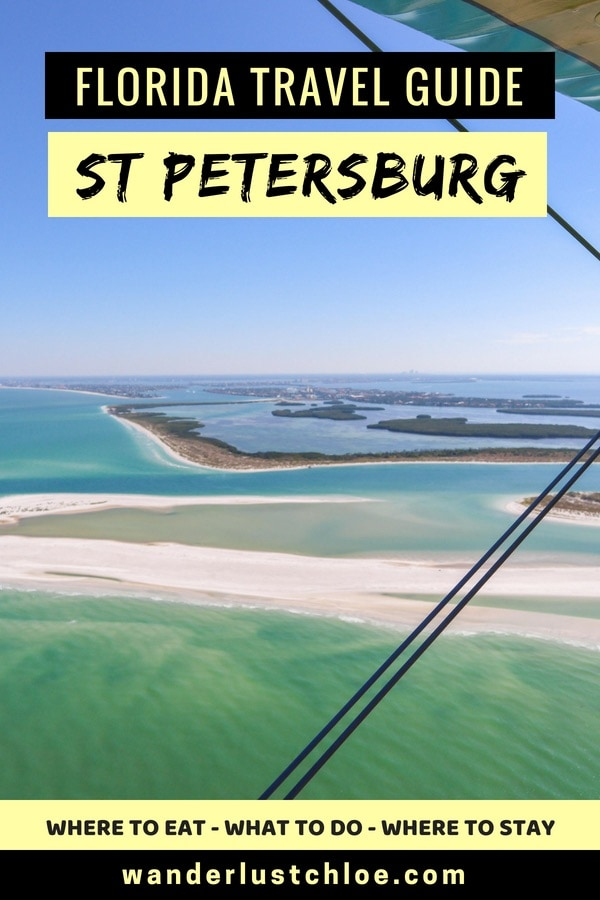 St Petersburg, Florida Travel Guide