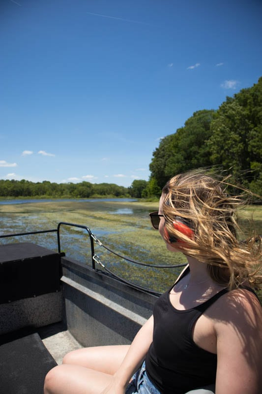 Wild Bill's Airboat Tours, Florida