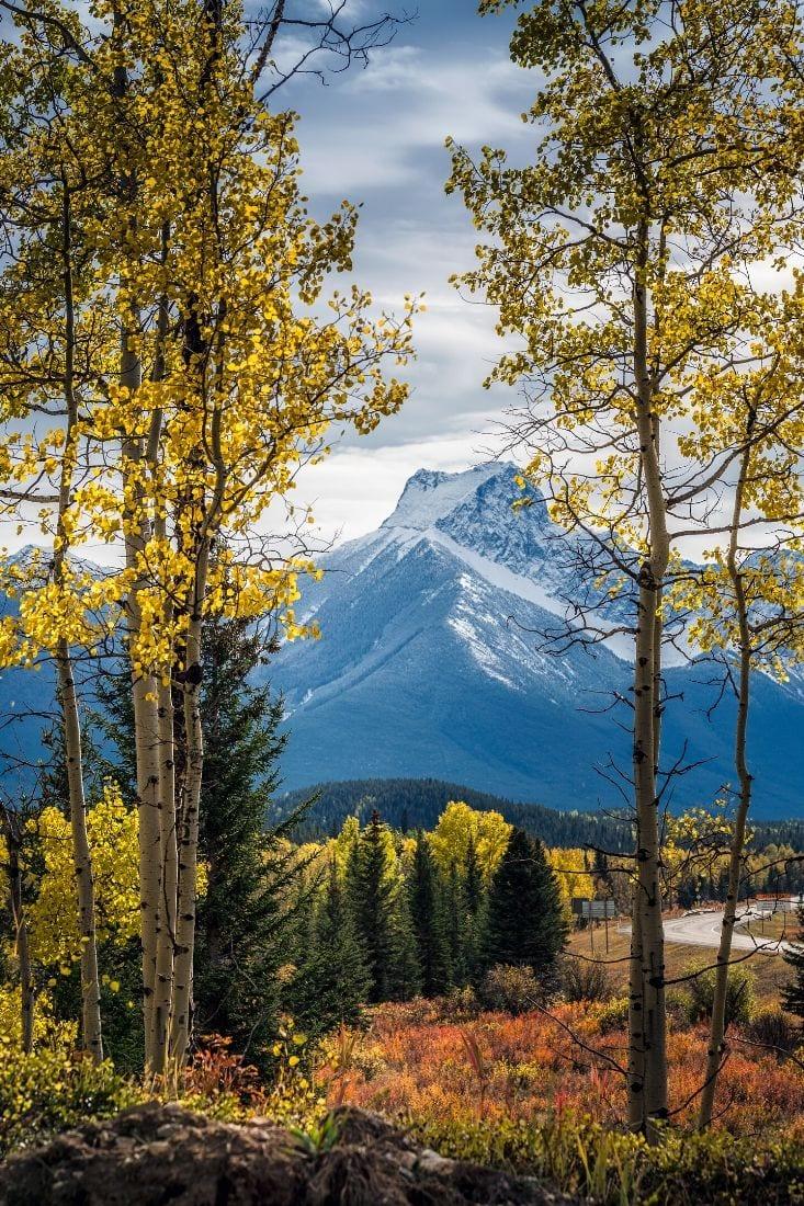 Autumn in Banff, Alberta