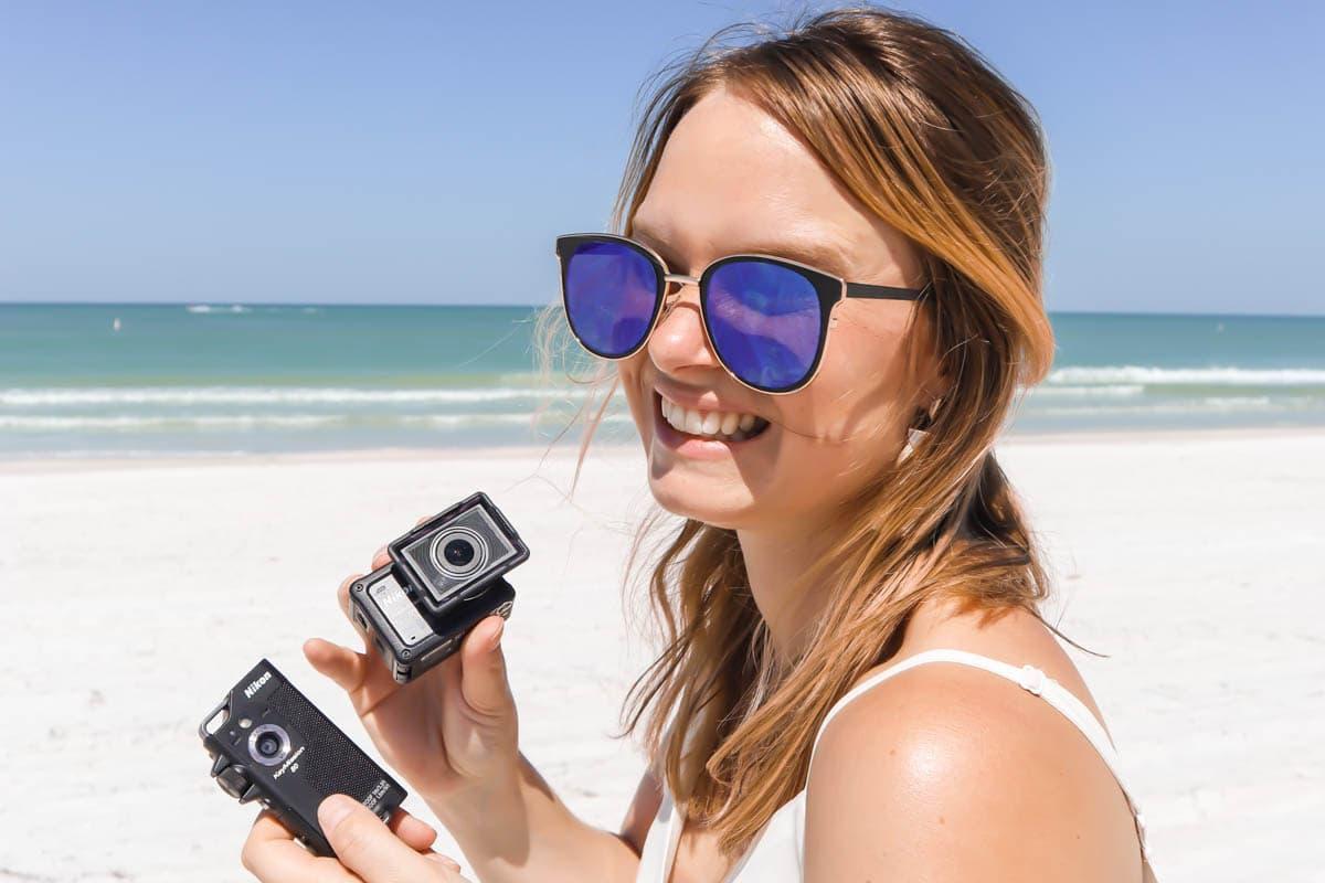 Using my Nikon KeyMission Cameras