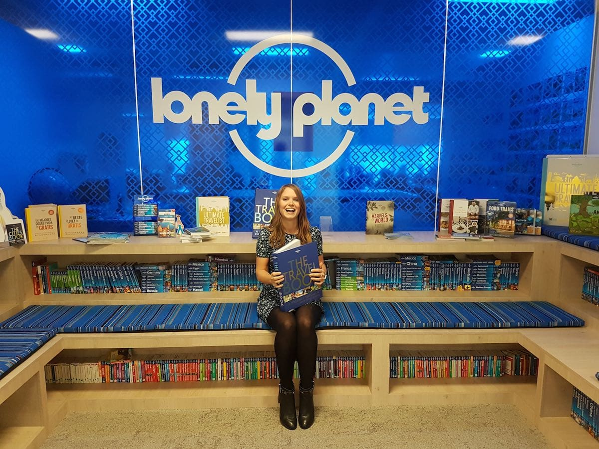 Lonely Planet Trailblazer