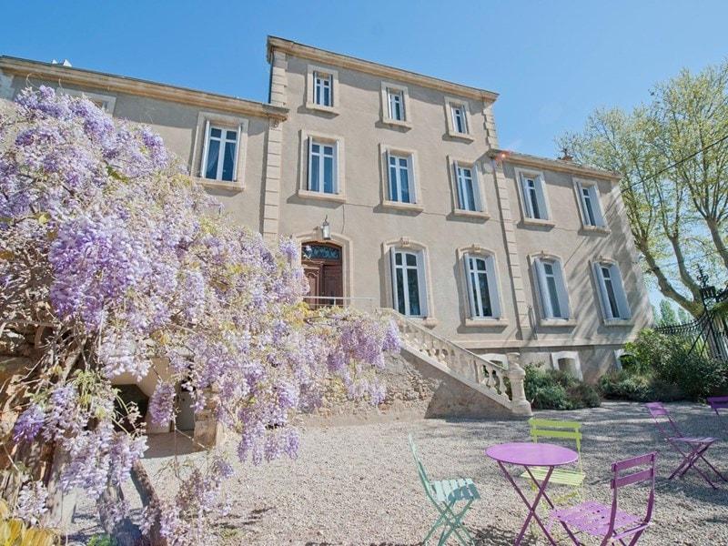 Manoir accommodation, France