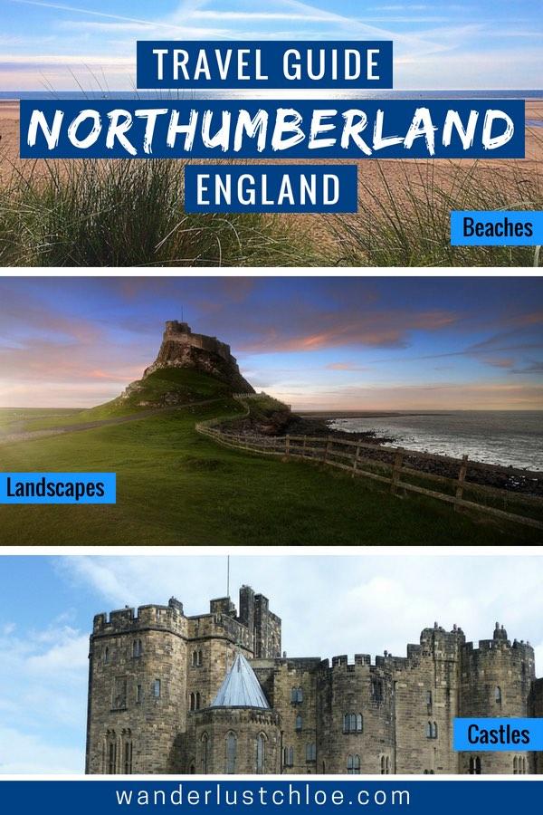 Northumberland Travel Guide, England