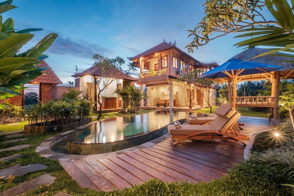 4 Bed Villa In Ubud