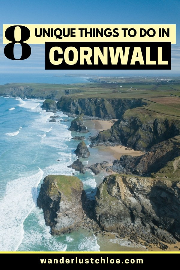8 Unique Things To Do In Cornwall