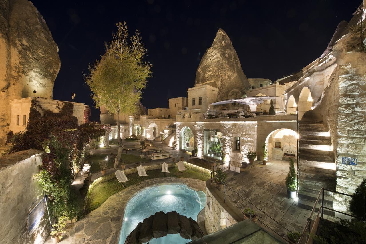 Anatolian Houses Cave Hotel, Cappadocia