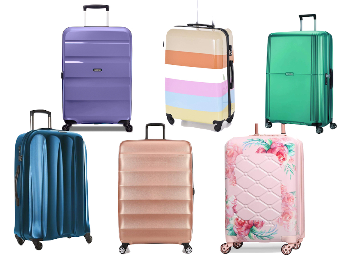 Colourful Suitcases