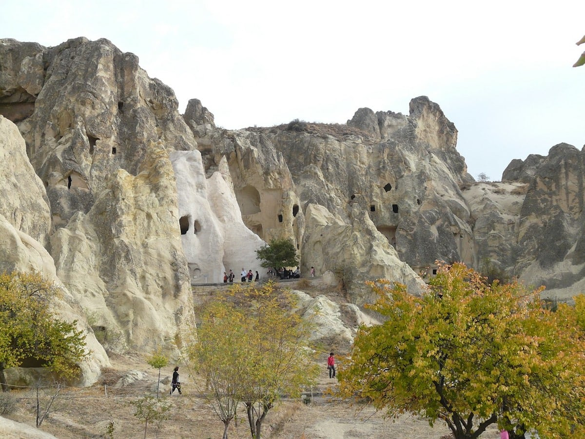 Goreme Open Air Museum, Cappadocia, Turkey