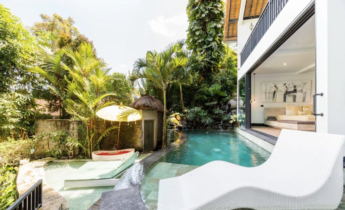 Jungle Pool House, Ubud Airbnb