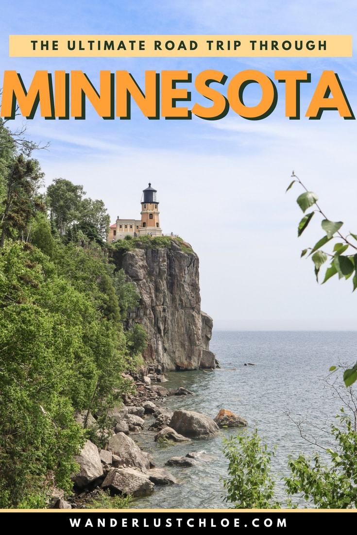 The Ultimate Road Trip Through Minnesota