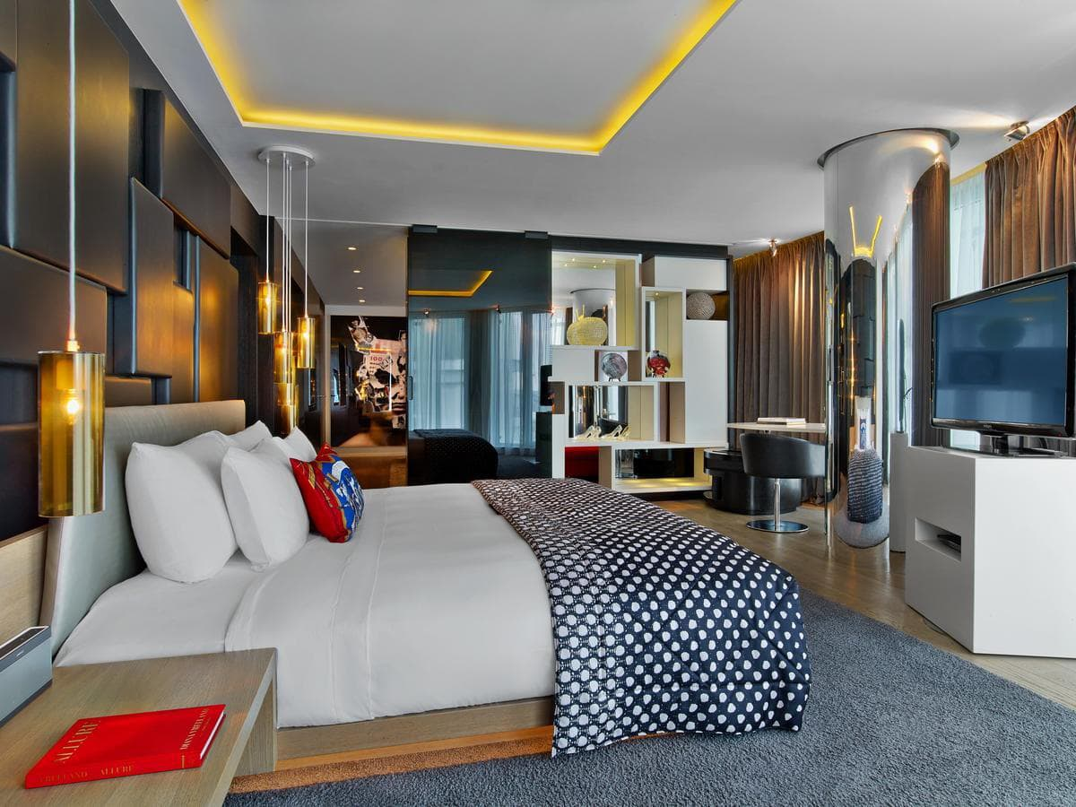 W Hotel, Leicester Square, London