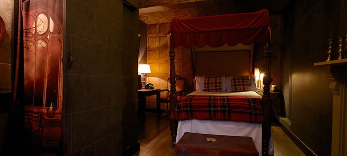 Wizard Chamber At Georgian House Hotel, London