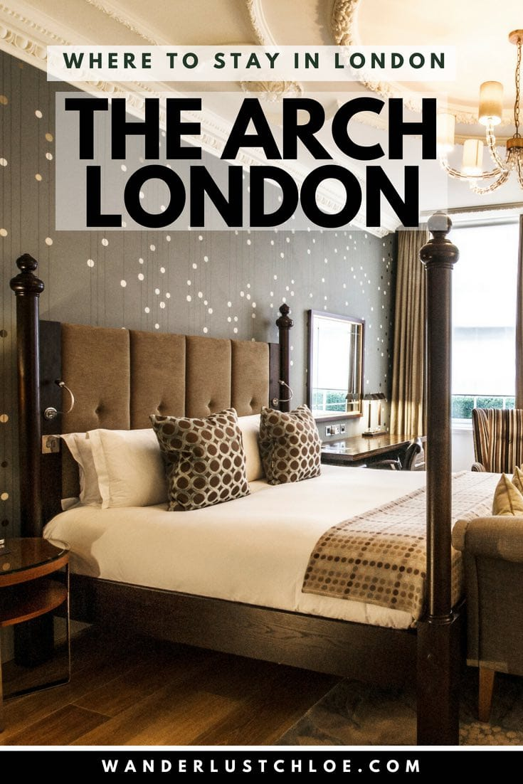 The Arch London, Hotel Review