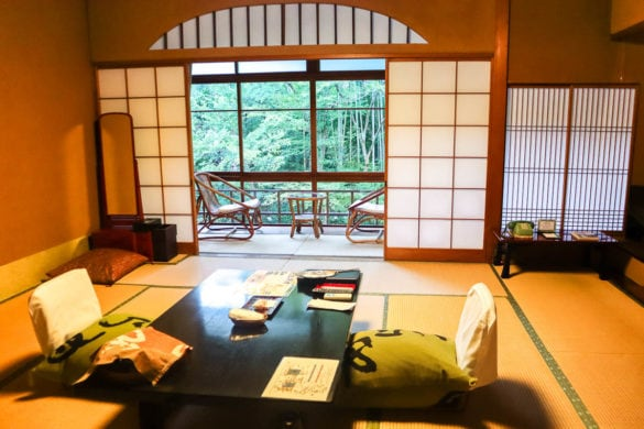 Arai Ryokan, Shuzenji, Japan