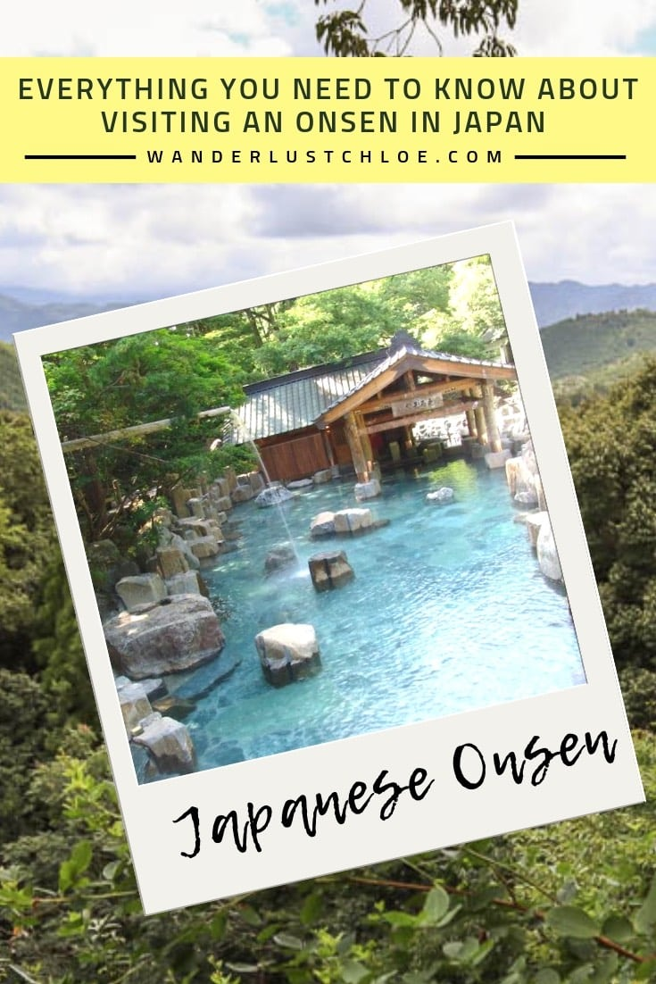 A guide to taking an onsen in Japan