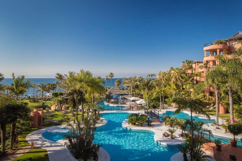 Kempinski Hotel Bahia pool