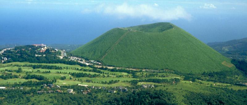 Mt Omuru, Japan