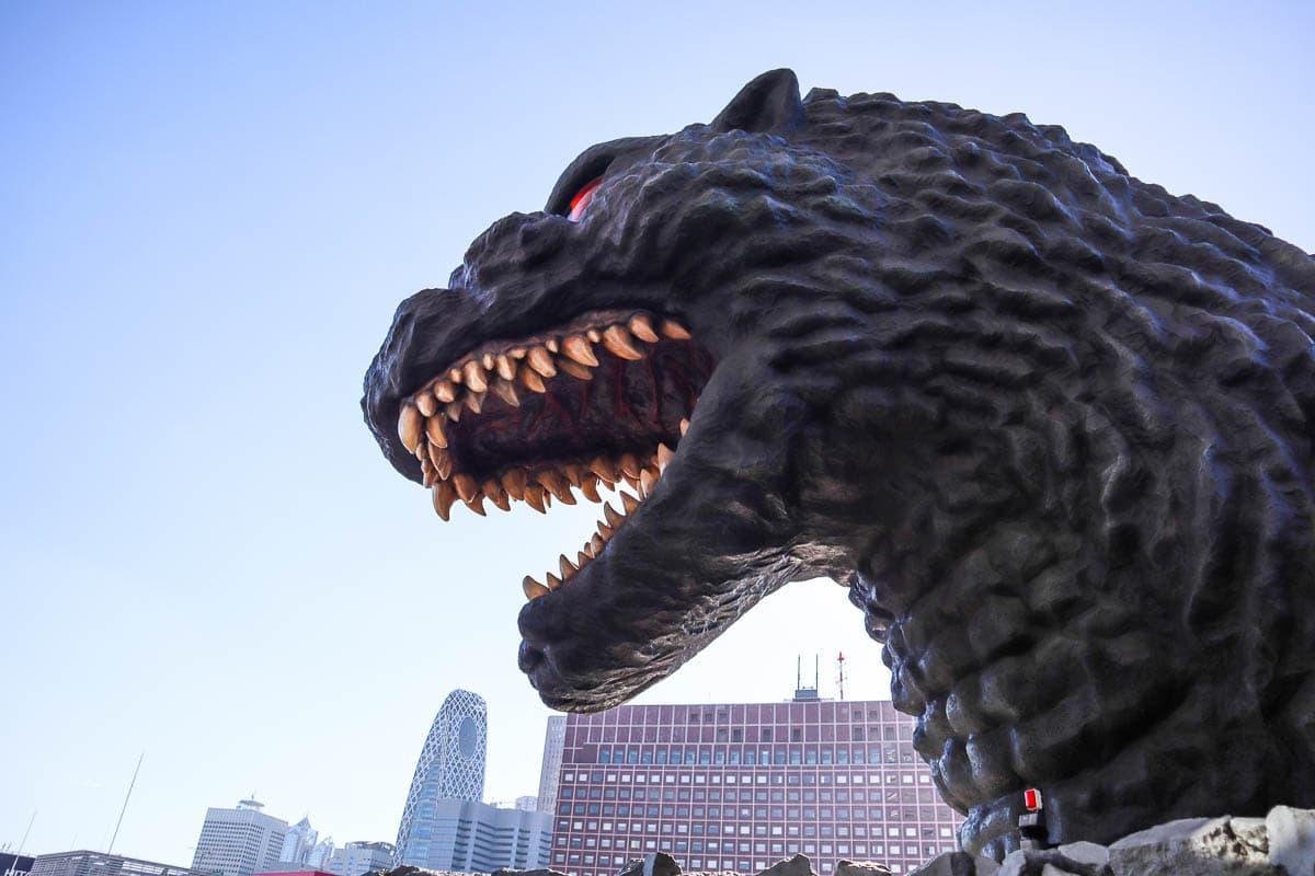 Godzilla Hotel, Shinjuku, Tokyo, Japan