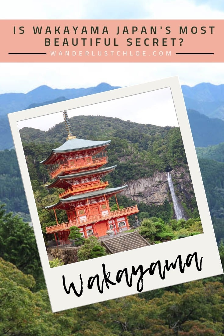 Wakayama travel guide Japan