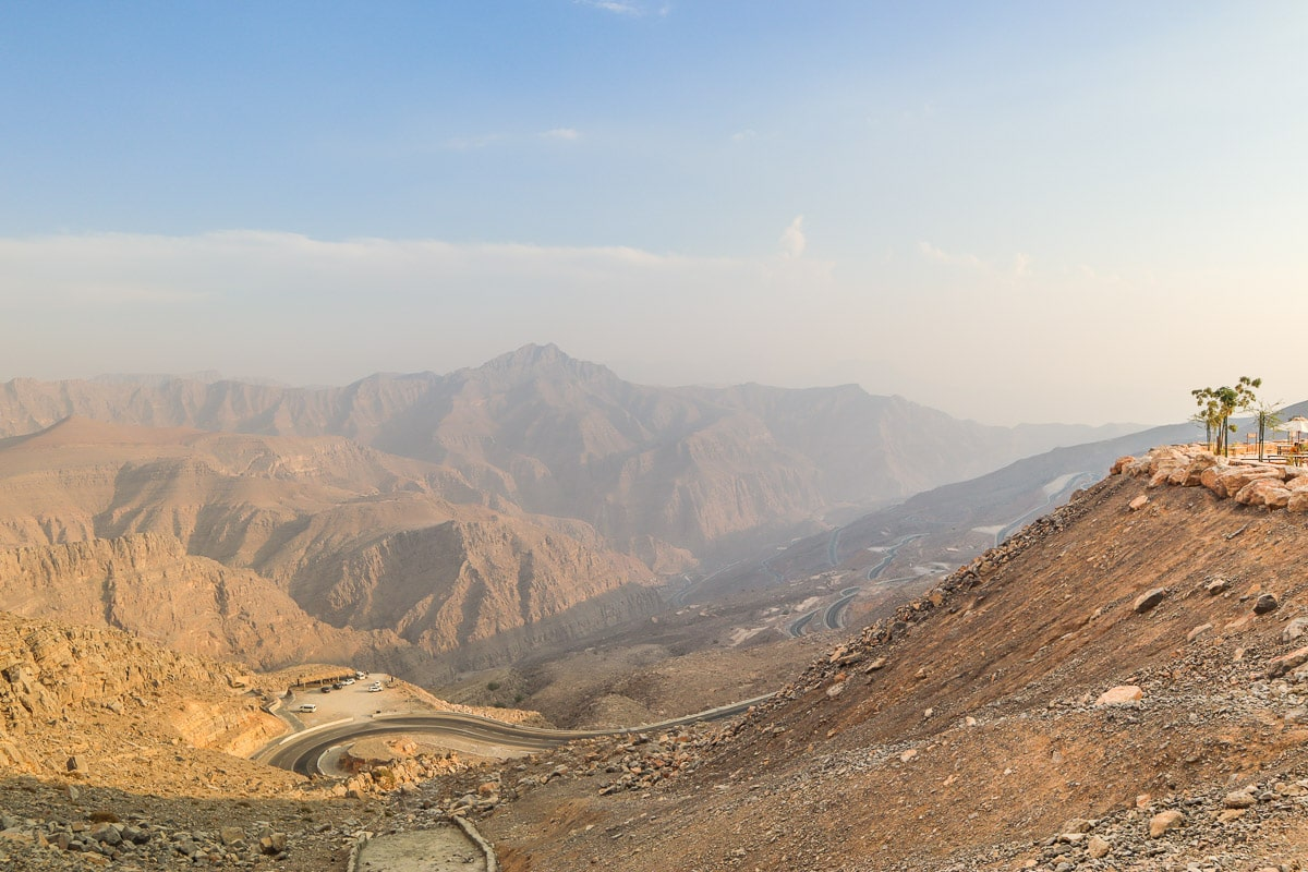 Jebel Jais Mountains, Ras Al Khaimah, UAE