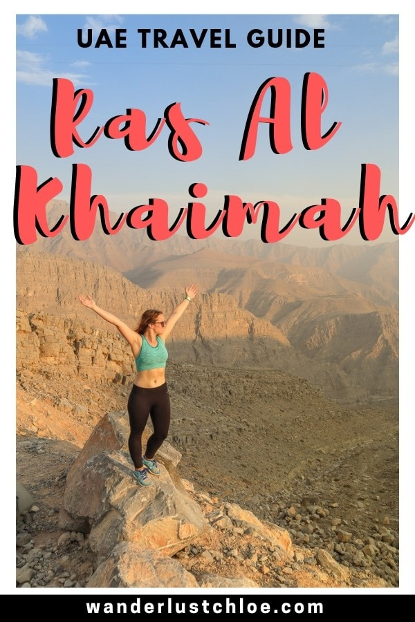Ras Al Khaimah travel guide