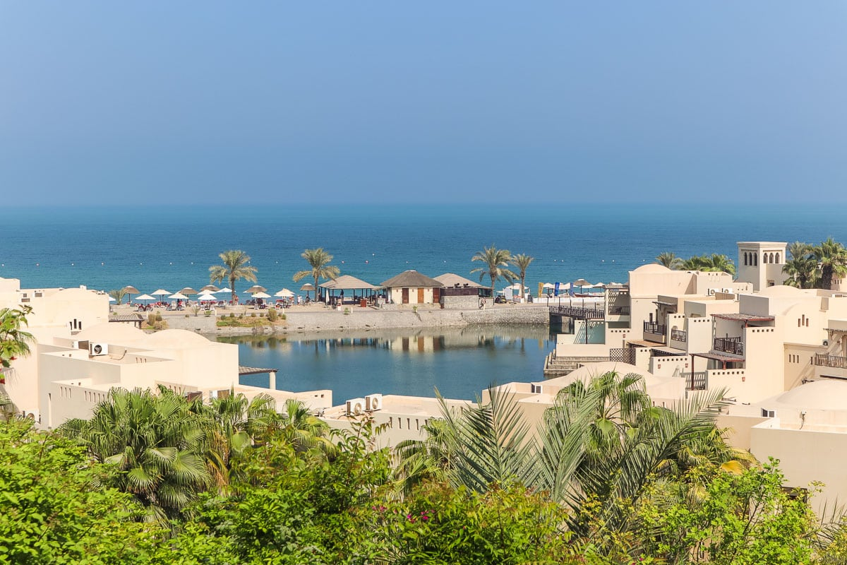 The Cove Rotana Resort And Spa, Ras Al Khaimah, UAE