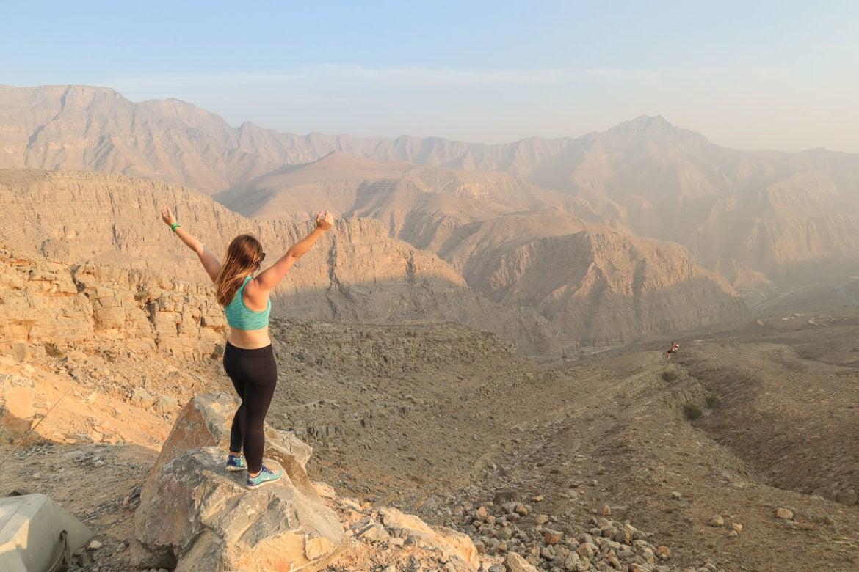 Exploring the Jebel Jais Mountains, Ras Al Khaimah, UAE