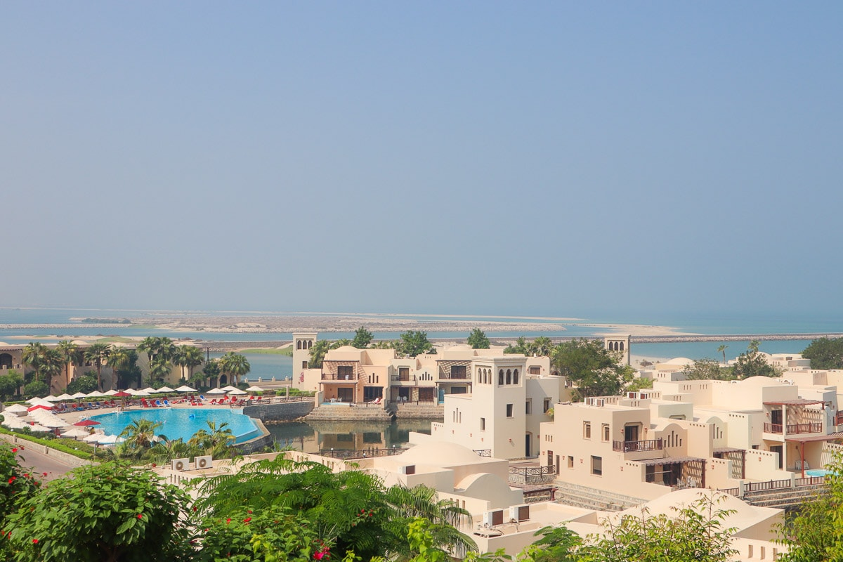 The Cove Rotana Resort, Ras Al Khaimah, UAE
