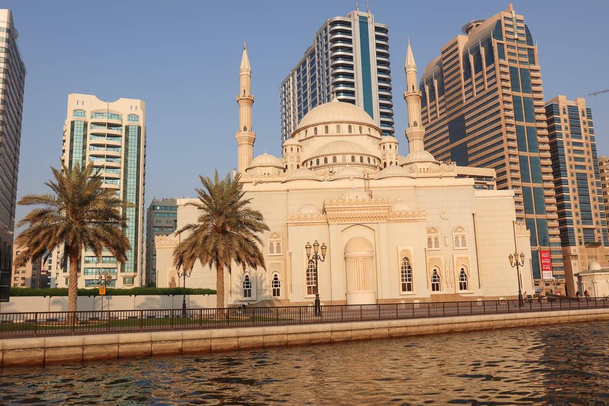 Al Noor Mosqua, Sharjah, UAE