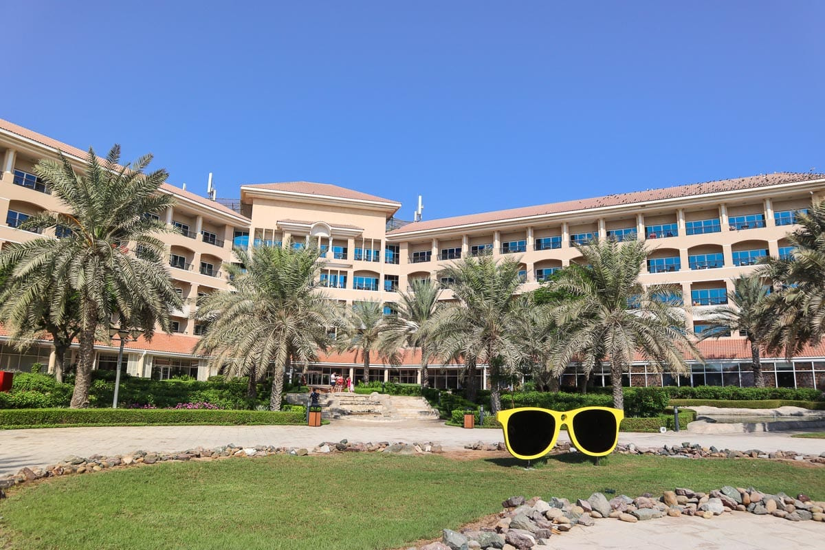 Fujairah Rotana Resort and Spa, UAE
