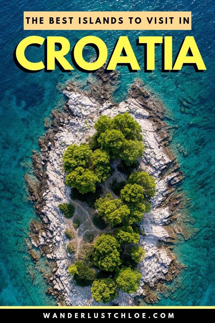 Sailing in Croatia - The best islands to visit in Croatia