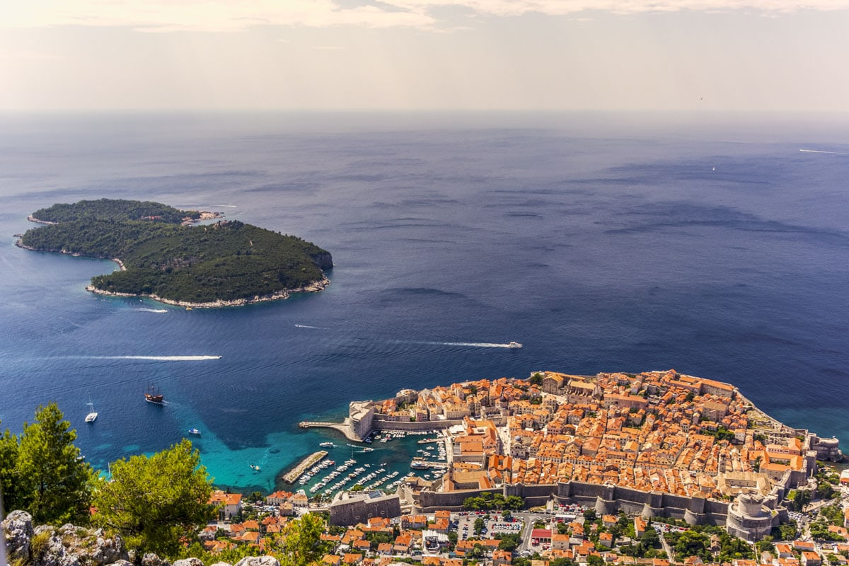 Lokrum, Croatia - close to Dubrovnik