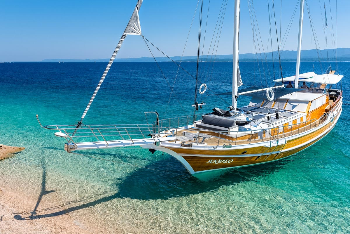 Your vessel awaits for your Croatia sailing holiday!