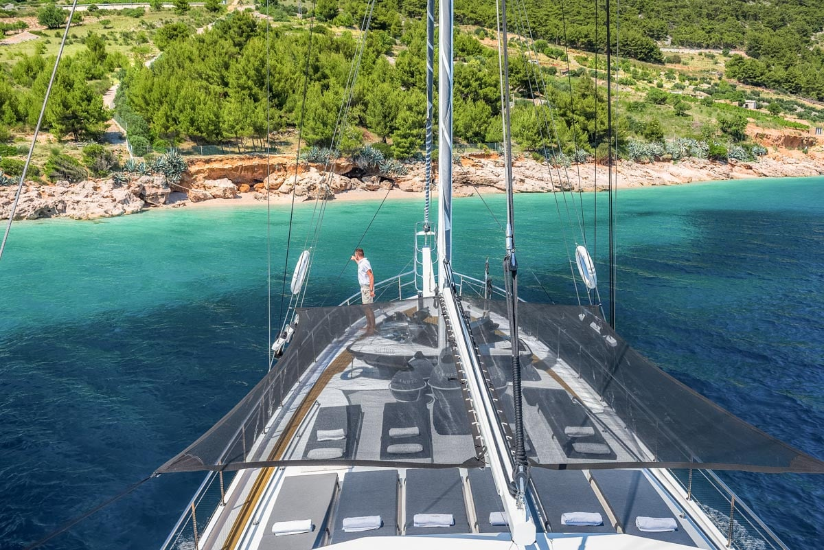 Croatia sailing holiday