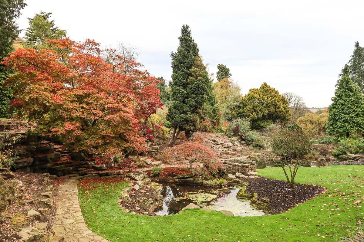 Rock Garden, Luton Hoo